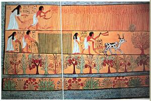 s.n, les fameux champs d'Ialou (Iarou): champs paradisiaques...en Égypte ancienne, nh, [en ligne], Disponible sur :http://www.aime-free.com/article-ce-fameux-champs-d-ialou-en-egypte-ancienne-81067811.html (consulté le 17 mars)